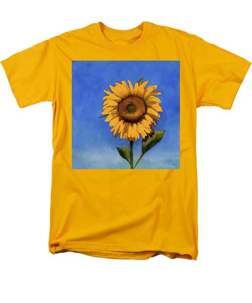 Men's T-Shirt  (Regular Fit) featuring the painting Summer Fun by Billie Colson