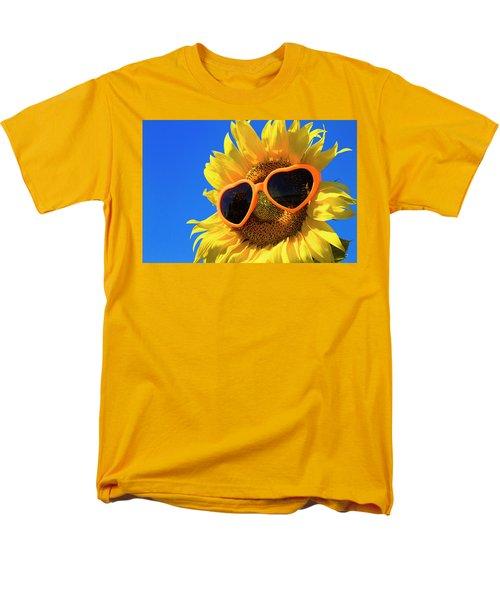 Summertime Men's T-Shirt  (Regular Fit) by Teri Virbickis