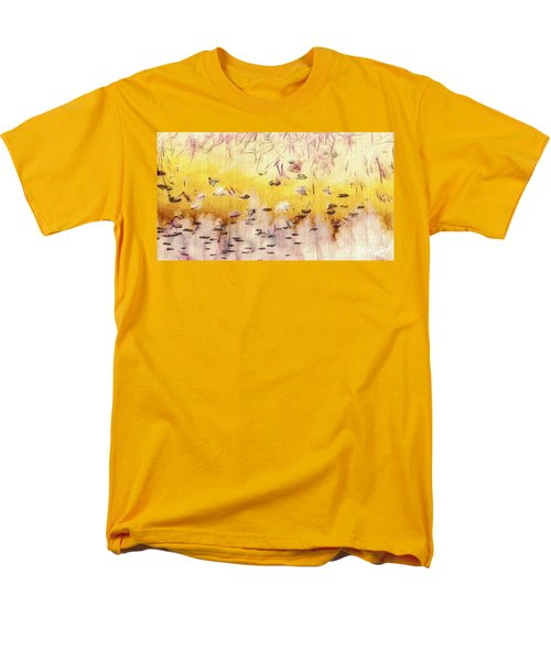 Men's T-Shirt  (Regular Fit) featuring the photograph Sun Shower by William Wyckoff