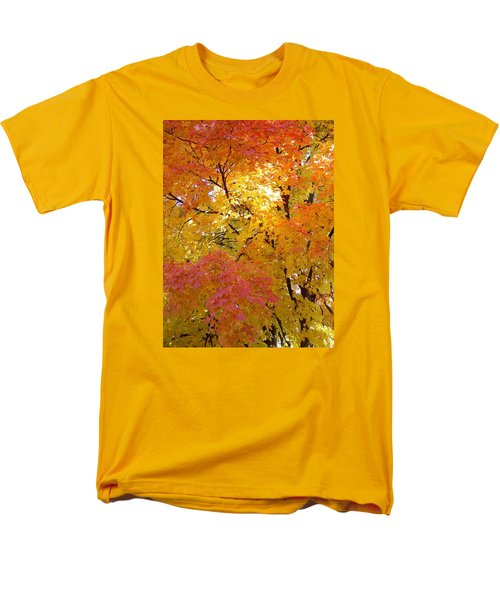 Men's T-Shirt  (Regular Fit) featuring the photograph Sunkissed 2 by Elizabeth Sullivan