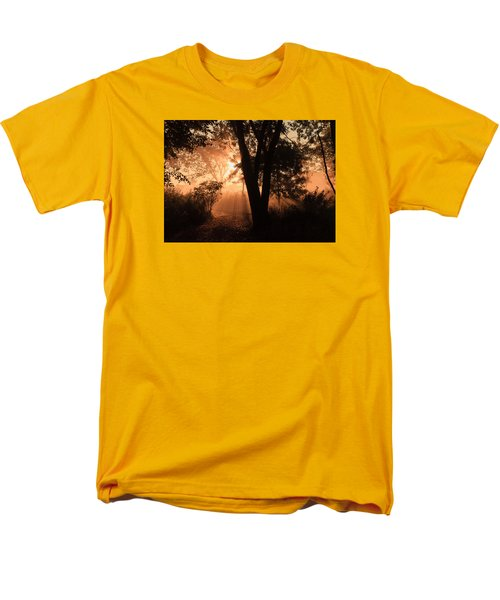 Sunrise In The Marsh 3 Men's T-Shirt  (Regular Fit) by Joni Eskridge