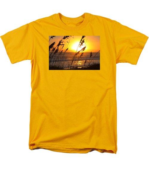 Sunrise Silhouette Men's T-Shirt  (Regular Fit) by Robert Och