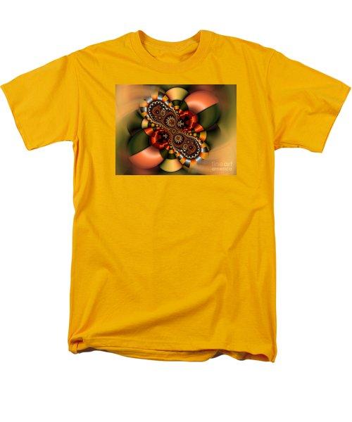 Men's T-Shirt  (Regular Fit) featuring the digital art Sweets by Karin Kuhlmann