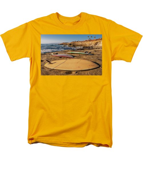 The Boards Men's T-Shirt  (Regular Fit) by Peter Tellone