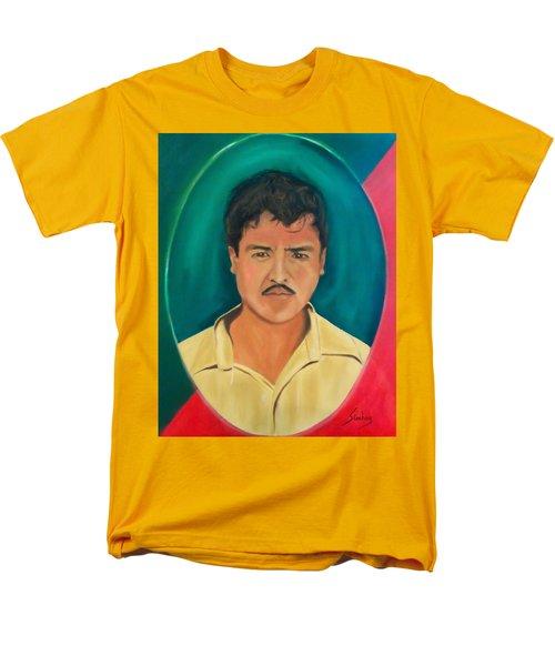 The Mexican Men's T-Shirt  (Regular Fit) by Manuel Sanchez