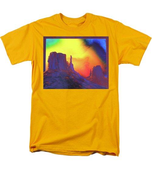 The Mittens , Psalm 19 Men's T-Shirt  (Regular Fit) by Alan Johnson