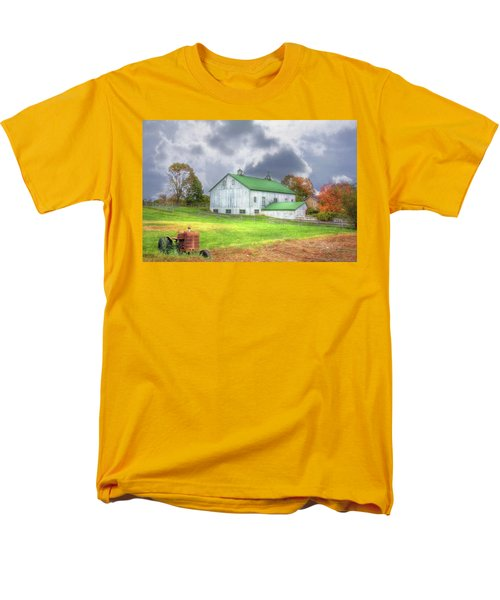 The Storms Coming Men's T-Shirt  (Regular Fit) by Sharon Batdorf