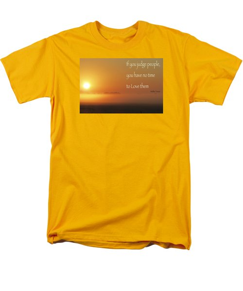 Men's T-Shirt  (Regular Fit) featuring the photograph Time Adusted by David Norman