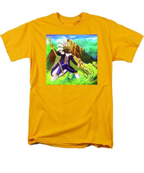 Tupac Amaru II Men's T-Shirt  (Regular Fit) by Talisa Hartley