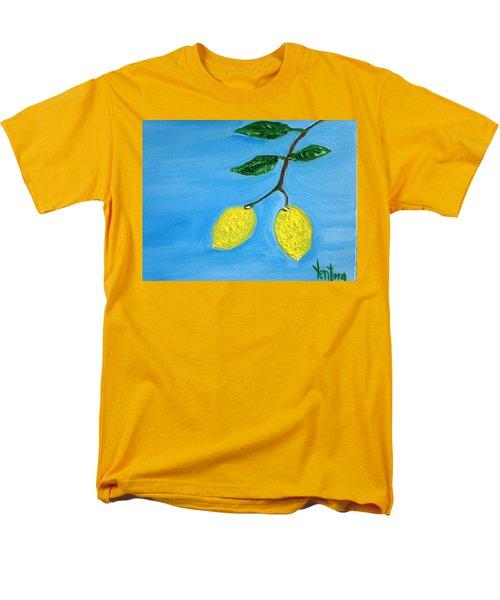 Two Lemons For Karen Men's T-Shirt  (Regular Fit)