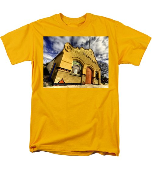 Men's T-Shirt  (Regular Fit) featuring the photograph Vintage Gem by Wayne Sherriff