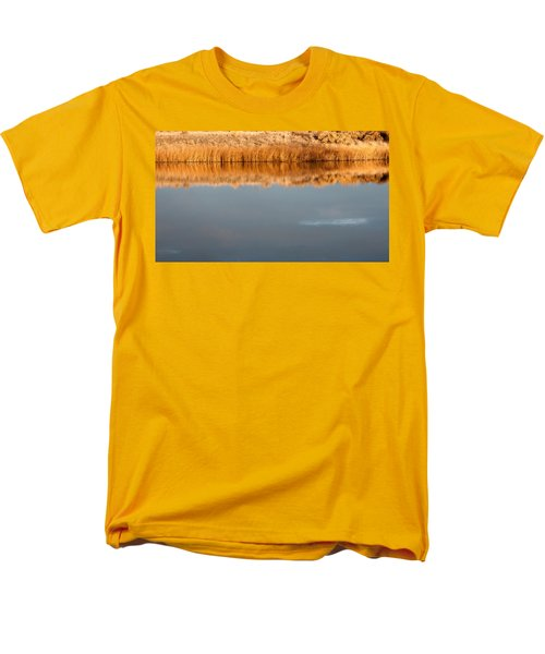 Men's T-Shirt  (Regular Fit) featuring the photograph Warm Afternoon Glow by Monte Stevens