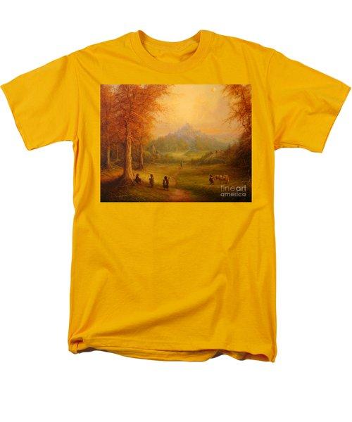 Weathertop Men's T-Shirt  (Regular Fit) by Joe  Gilronan