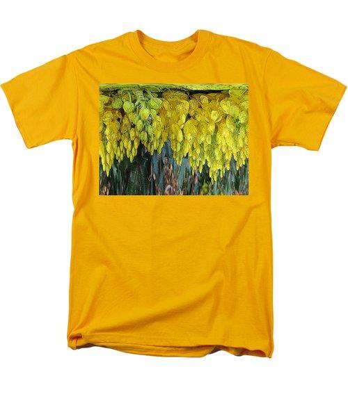 Yellow Buds Men's T-Shirt  (Regular Fit) by Tim Allen