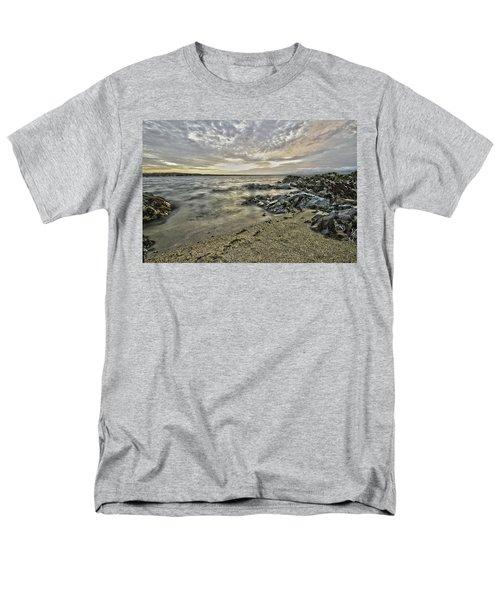 Skerries Ocean View Men's T-Shirt  (Regular Fit) by Martina Fagan