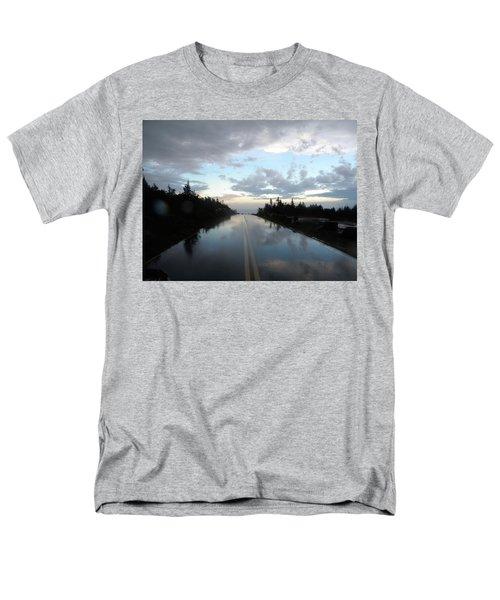 After The Storm Men's T-Shirt  (Regular Fit) by James Petersen