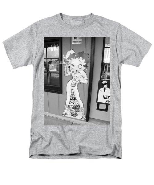 Betty Boop 3 Men's T-Shirt  (Regular Fit) by Frank Romeo