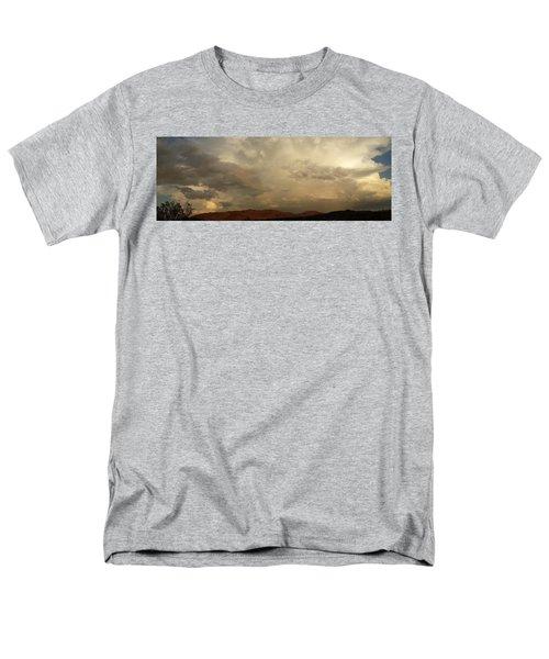 Desert Storm Men's T-Shirt  (Regular Fit) by Chris Tarpening