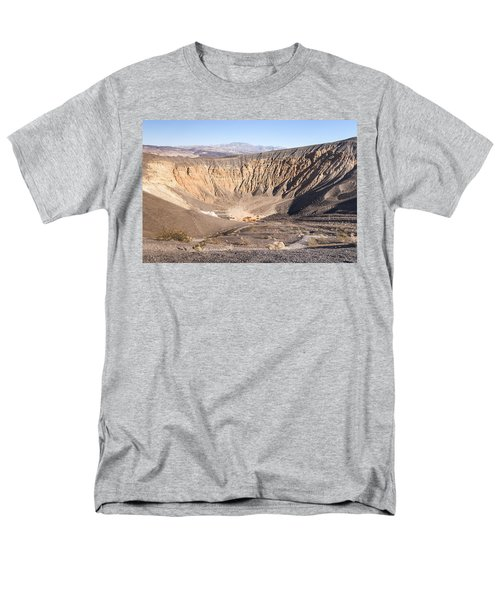 Ubehebe Crater Men's T-Shirt  (Regular Fit) by Muhie Kanawati