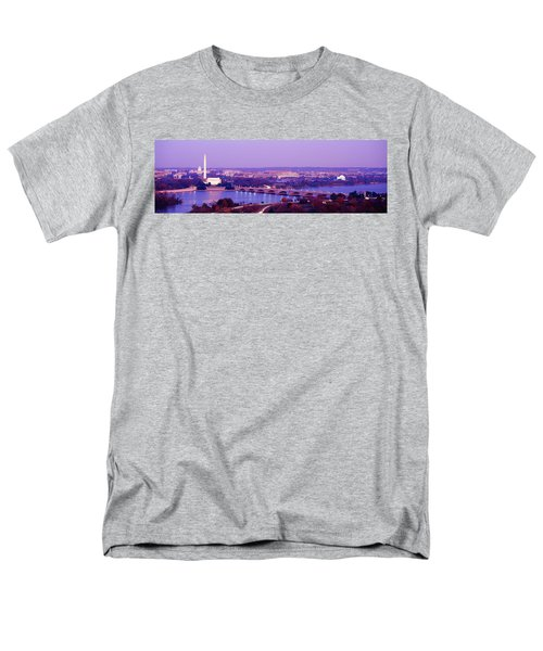 Washington Dc Men's T-Shirt  (Regular Fit) by Panoramic Images