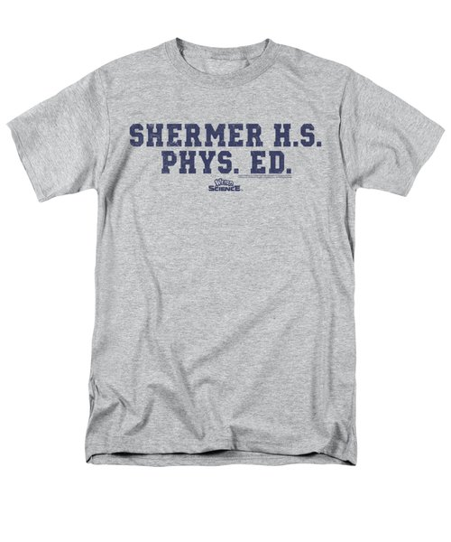 Weird Science - Shermer H.s. Men's T-Shirt  (Regular Fit)