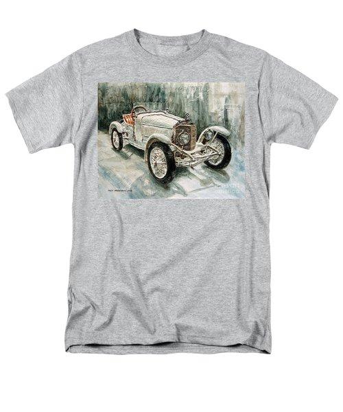 1923 Mercedes Ps Sport- Zweisitzer Men's T-Shirt  (Regular Fit) by Joey Agbayani