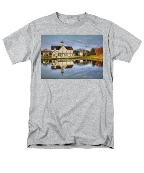 Afternoon At The Star Barn Men's T-Shirt  (Regular Fit) by Lori Deiter