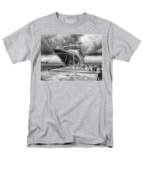 Men's T-Shirt  (Regular Fit) featuring the photograph Disney Fantasy by Howard Salmon