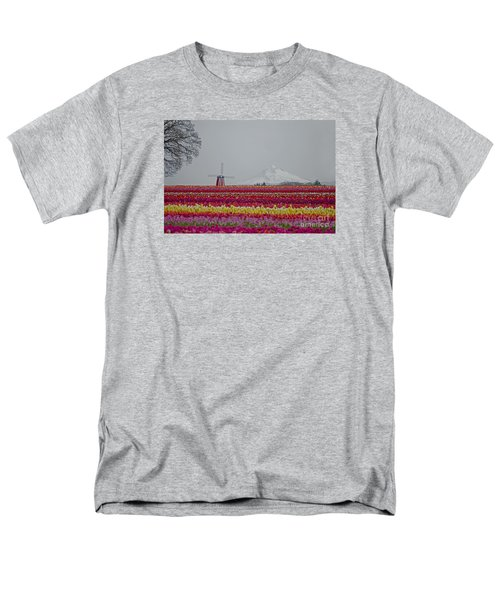 Men's T-Shirt  (Regular Fit) featuring the photograph For The Beauty Of The Earth by Nick  Boren
