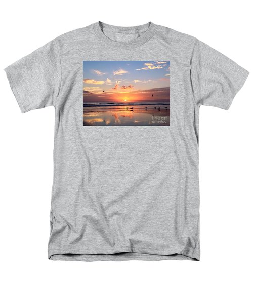 Painted Sky Men's T-Shirt  (Regular Fit) by LeeAnn Kendall