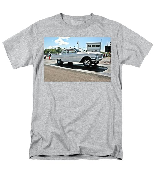 Esta Safety Park Men's T-Shirt  (Regular Fit) by Vicki Hopper