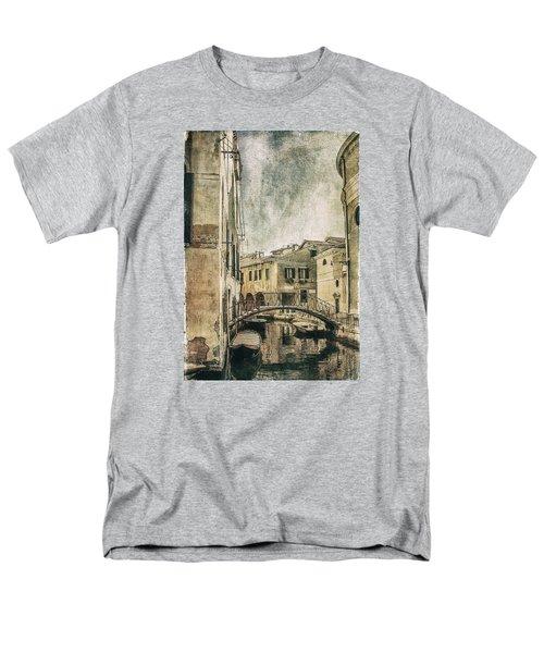 Venice Back In Time Men's T-Shirt  (Regular Fit)