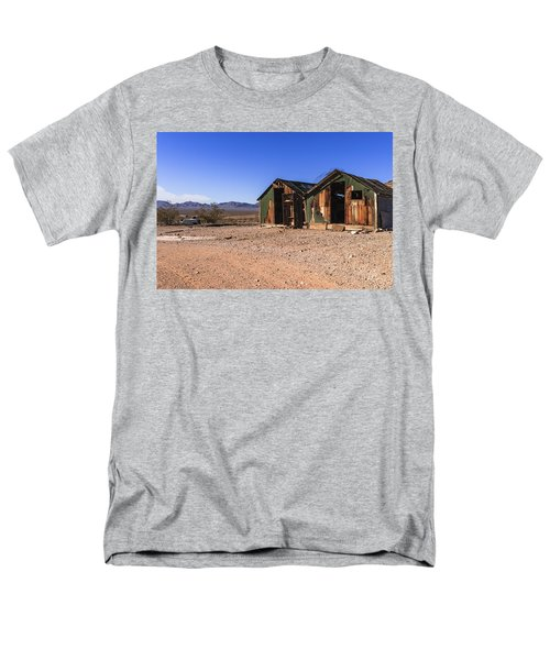 Death Valley Men's T-Shirt  (Regular Fit) by Muhie Kanawati