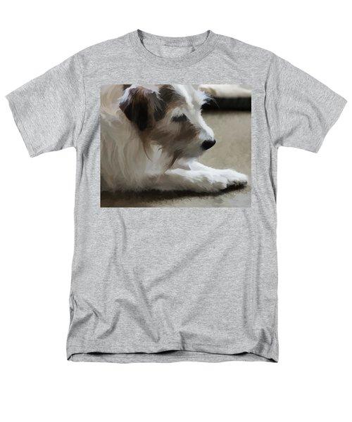 A True Friend Men's T-Shirt  (Regular Fit) by Ron Harpham