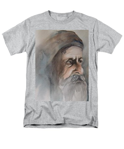Abraham Men's T-Shirt  (Regular Fit) by Annemeet Hasidi- van der Leij