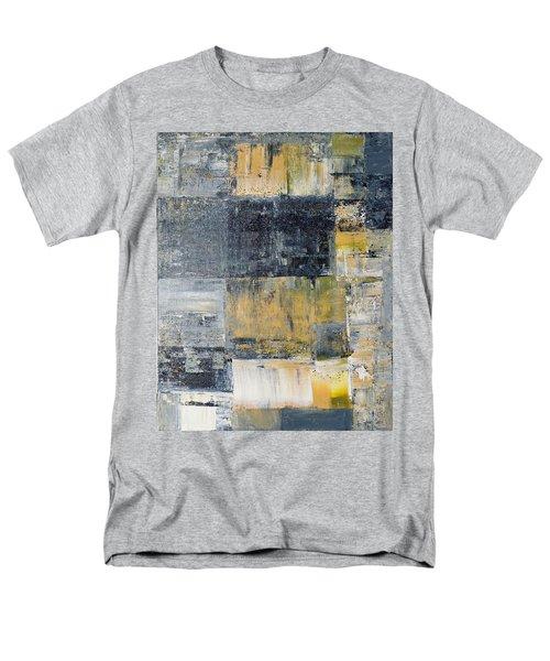 Abstract Painting No. 4 Men's T-Shirt  (Regular Fit) by Julie Niemela