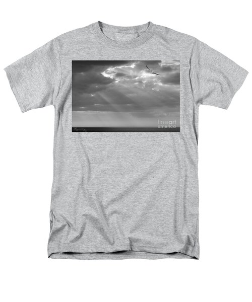 After The Storm Men's T-Shirt  (Regular Fit) by Mariarosa Rockefeller