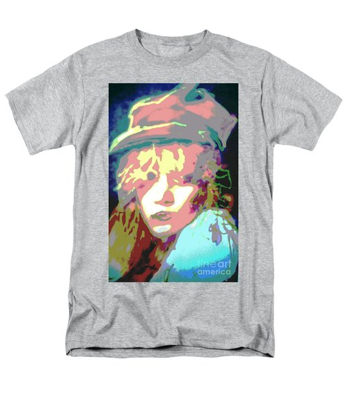 Age Of Aquarius Men's T-Shirt  (Regular Fit) by Jacqueline McReynolds