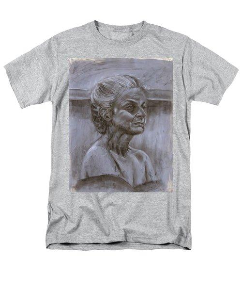 Aged Woman Men's T-Shirt  (Regular Fit) by Samantha Geernaert