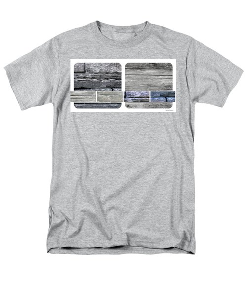 Men's T-Shirt  (Regular Fit) featuring the photograph Ageing Part One by Sir Josef - Social Critic - ART