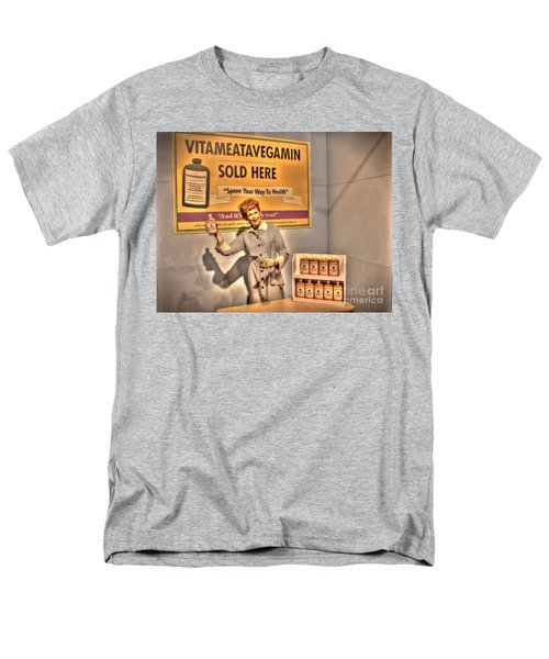 American Entertainment Icons - The First Lady Of Comedy Men's T-Shirt  (Regular Fit) by Dan Stone