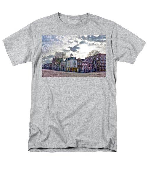 Amsterdam Bridges Men's T-Shirt  (Regular Fit) by Frans Blok