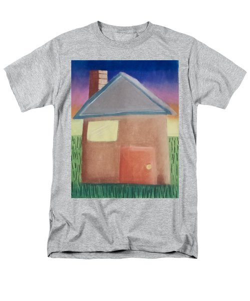 Home Sweet Home Men's T-Shirt  (Regular Fit) by Joshua Maddison