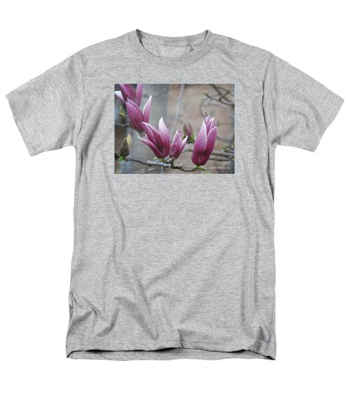 Men's T-Shirt  (Regular Fit) featuring the photograph Anticipation by Leanne Seymour