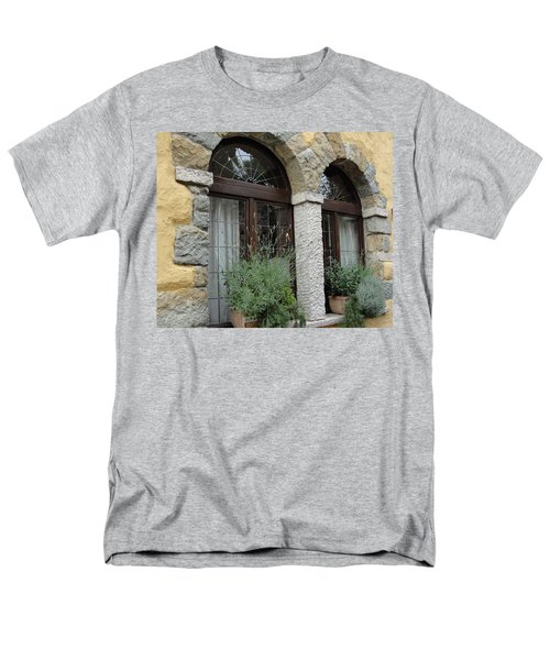 Men's T-Shirt  (Regular Fit) featuring the photograph Stoned View by Natalie Ortiz
