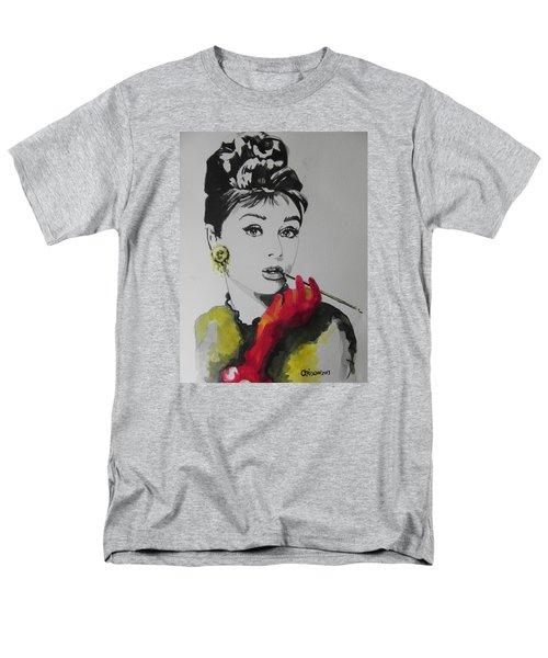 Audrey Hepburn Men's T-Shirt  (Regular Fit)