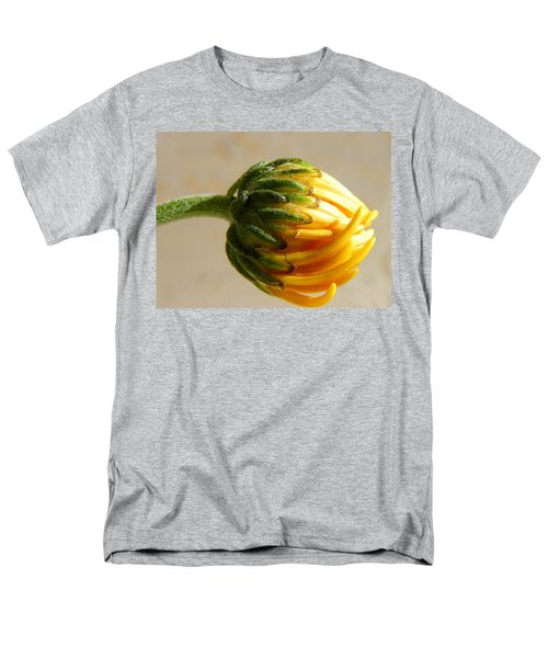 Men's T-Shirt  (Regular Fit) featuring the photograph Baby Spider Mum by Deb Halloran