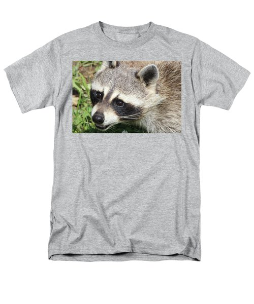 Bandit Men's T-Shirt  (Regular Fit) by Tiffany Erdman