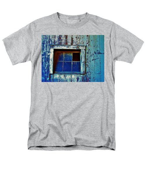 Barn Window 1 Men's T-Shirt  (Regular Fit) by Daniel Thompson