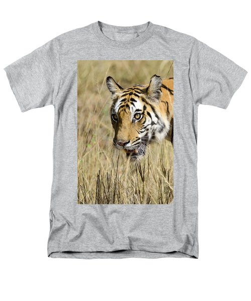 Beware Men's T-Shirt  (Regular Fit) by Fotosas Photography